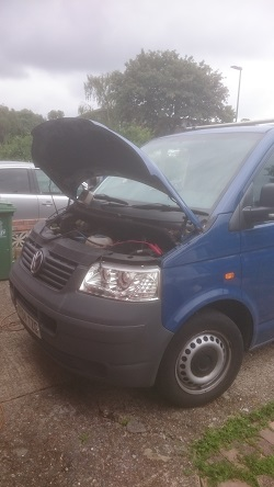 VW Transporter t5 1.9 Remap