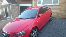 Audi a3 2.0 Tdi 170PS Remap
