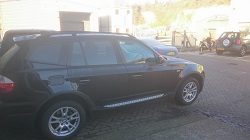 BMW E83 X3 2.0D Remap