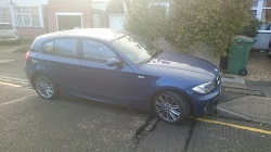 BMW E87 120D Remap
