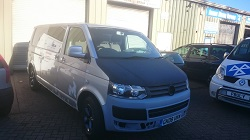 VW Transporter T5 1.9 TDi Remap