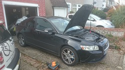 Volvo s40 d4 2.0 OBD Remap