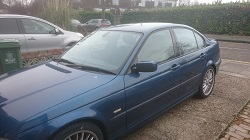 BMW E46 330D Remap