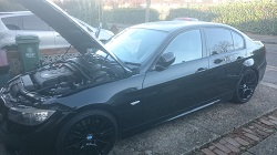 BMW E90 335D Remap
