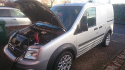 Ford Transit Connect Remap