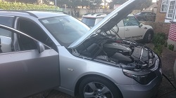 BMW E60 520D Remap