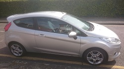 Ford Fiesta 6 1.6 TDCi Remap