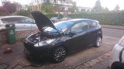 Ford Fiesta ECOBoost Remap