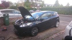 Ford Fiesta ECOBoost Remap
