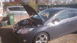 Ford Focus 1.6 T Remap