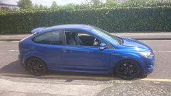 Ford Focus 2 ST Remap