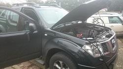 Nissan Navara 2.5 Dci Remap