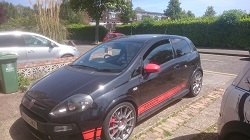 Abarth Punto Evo Essesse Remap