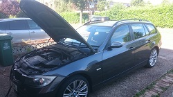 BMW 318I Remap