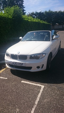 BMW E88 120D Remap