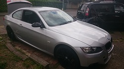 BMW E92 330D Remap