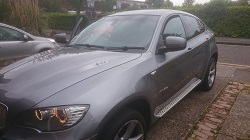 BMW X6 35XD Remap