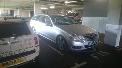 Mercedes E220 CDI Remap