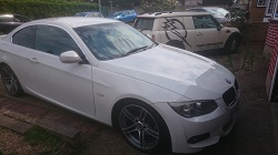 bmw 320d Coupe Remap