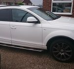Audi Q7 DPF Clean and correction