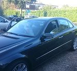 Mercedes E320CDi Remap