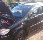 VW Touran 2.0 TDi 170 Remap