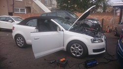 Audi A3 1.9 tdI Remap