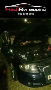 Audi A3 2.0 FSi Remap
