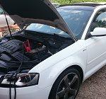 Audi A3 2.0 TDi DSG Remap