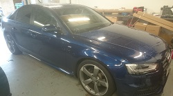 Audi A4 2.0 Tdi Remap