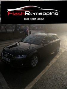 Audi A4 b8 2.0 tdi Remap