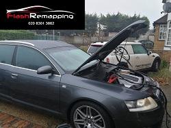 Audi A6 3.0 Tdi Remap