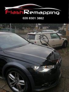 Audi A6 Allroad 3.0 TDi Remap