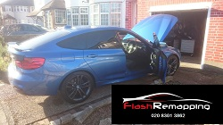 BMW 320D GT Remap