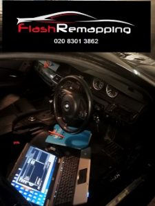 BMW 520D E60 Remap