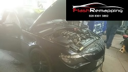 BMW 635D Remap