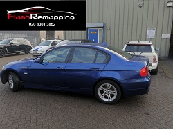 BMW E90 320D Remap
