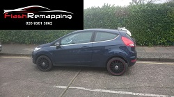 Ford Fiesta 1.4 Remap