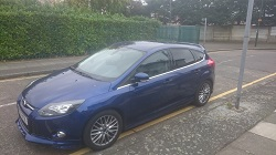 Ford Focus 1.0 Ecoboost Remap