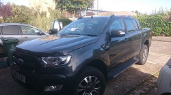 Ford Ranger 3.2 Remap