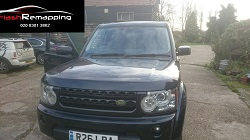 Land Rover Discovery TDV6 Remap