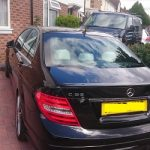 Mercedes C63 AMG Remap