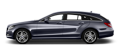Mercedes CLS Shooting Brake Remap