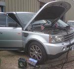 Range Rover Sport Remap
