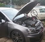 VW Golf MK7 GTD Remap