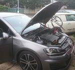 VW Golf MK7 GTD Remap