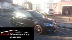 VW Polo 1.2 TDi Remap
