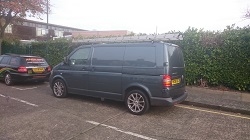 VW Transporter T5 1.9tdi Remap