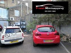 Vauxhall Astra J 1.7 CDTi Remap